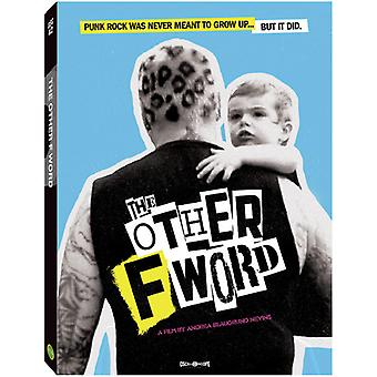 Andre F Word [DVD] USA import