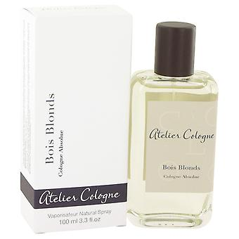 Atelier Cologne Men Bois Blonds Pure Perfume Spray By Atelier Cologne