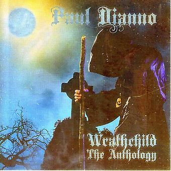 Paul Dianno - Wrathchild-the Anthology [CD] USA import