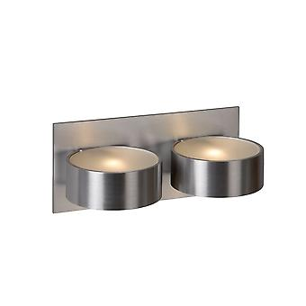 Lucide BOK 50 Wall Light 2xG9/40W Incl. Aluminium