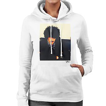 Thin Lizzy Phil Lynott Women's Hooded Sweatshirt