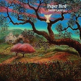 Justin Lantrip - Papier Vogel [CD] USA import