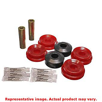 Energy Suspension Control Arm Bushing Set 15.3118R Red Rear Fits:VOLKSWAGEN 199