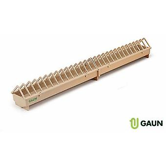 Gaun Plastic Trough one meter grid close 11645 (Garden , Animals , Hens , Mangers)