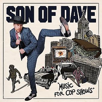 Zoon van Dave - muziek voor Cop toont [CD] USA import