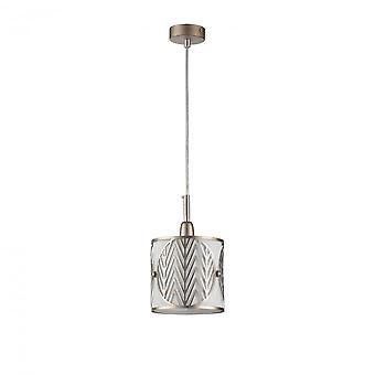 Maytoni Lighting Leaf House Collection Pendant, Gold