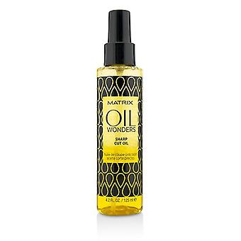 Matrix Oil Wonders Sharp Cut Oil - 125ml/4.2oz