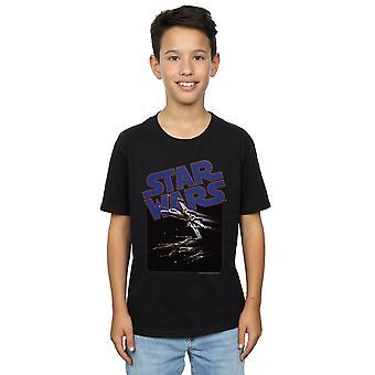 Star Wars Boys X-Wing Fighters T-Shirt