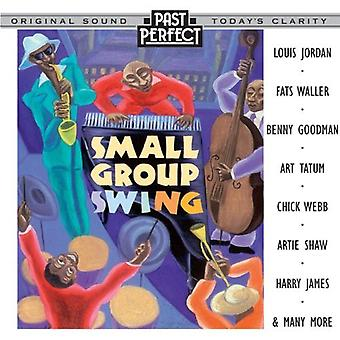 Liten grupp Swing: Jazz band från 20s, 30s & 40s ljud-CD