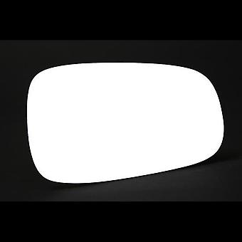 Right Stick-On Mirror Glass for Saab 9-3 2002-2013