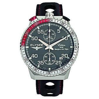 Elysee Graf Berghe trips rally timer I mens watch chronograph 80516MMG