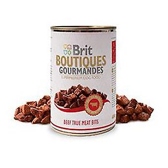 Brit Boutiques Gourmandes veal (dogs, food, moist food)