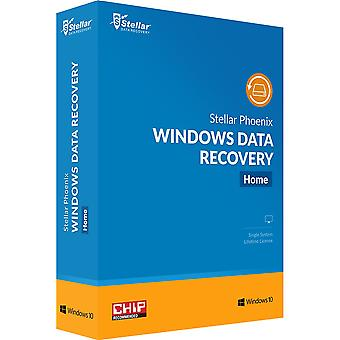 Stellar Phoenix Windows danych Recovery HOME
