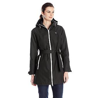 Helly Hansen Ladies Bykle Cozy Waterproof Breathable Coat Black