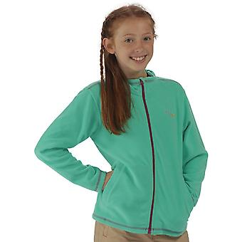 Regatta Boys & Girls King Lightweight Fleece II Full Zip Fleece Jacket