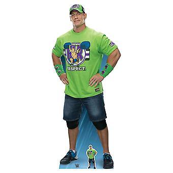 John Cena handen op de heupen WWE Lifesize karton gestanst / Standup