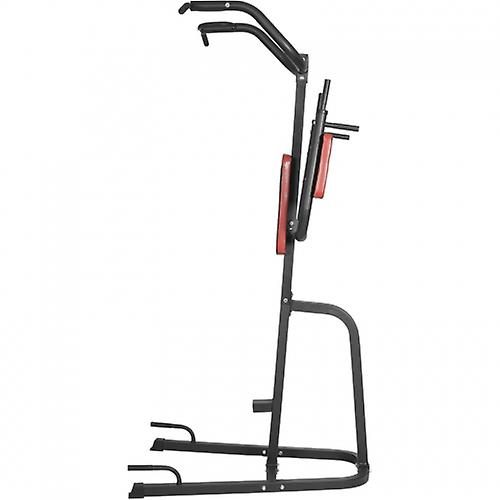 Station de traction multifonction power tower rouge - Chaise romaine