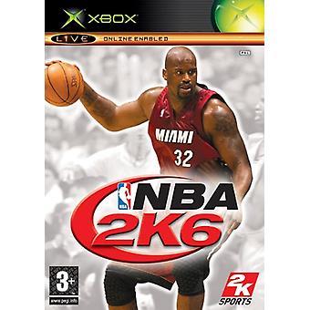 NBA Basketball 2K6 (Xbox)