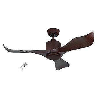 Энергосбережение потолочный вентилятор эко Aviador орех 132 см/52