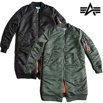 Alpha industries ladies blouson MA-1 manteau côtes Wmn