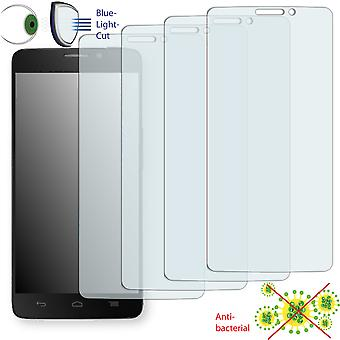 Alcatel one touch X Idol 6040 screen protector - Disagu ClearScreen protector