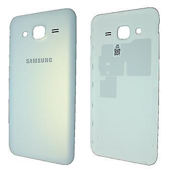 Samsung Galaxy J500 Rear Case Battery Door - White