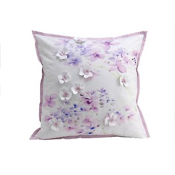 Wellindal Funda + Filler Flores Agua 40X40 (Decoration , Textile , Cushions , Cushions)