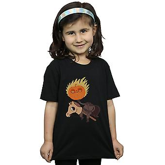Pepe Rodriguez Girls The Headless Horsekid T-Shirt