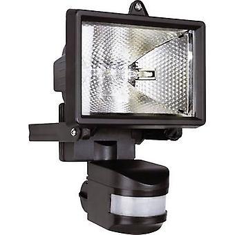 Outdoor floodlight (+ motion detector) HV halogen 120 W R7s Smar