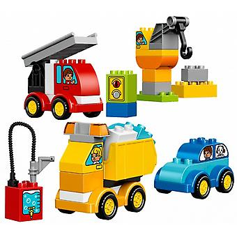 10816 LEGO my first cars and Trucks