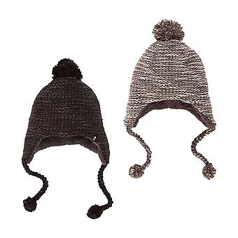 North Face Fuzzy Earflap Stirnband