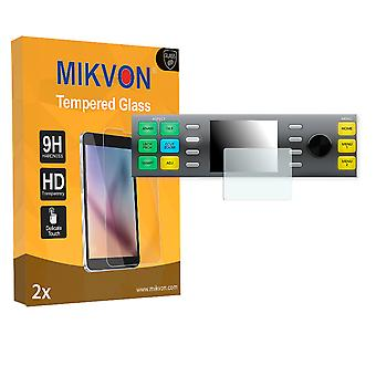 Blackmagic Teranex 2D Screen Protector - Mikvon flexible Tempered Glass 9H (Retail Package with accessories)