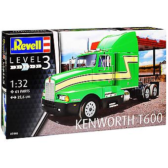 Revell 07446 Kenworth T600 Model Kit - échelle 01:32