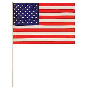 Bnov США рука Waving флаг