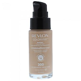 Revlon Colorstay Makeup Combination/Oily Skin - 300 Golden Beige 30ml