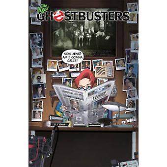 Ghostbusters - volym 5 - nya Ghostbusters av Dan Schoening - Erik Burn
