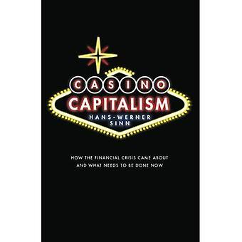 Kasino-Kapitalismus: Wie die Finanzkrise kam und was jetzt getan werden muss