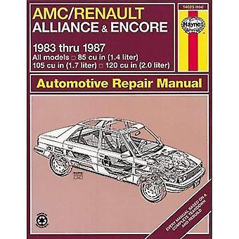 AMC/Renault Alliance and Encore 1983-87
