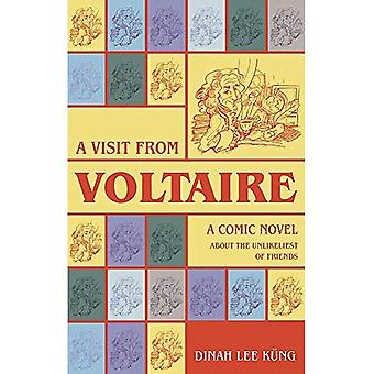 A Visit from Voltaire: A Comic Novel