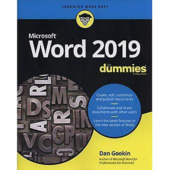 Word 2019 For Dummies