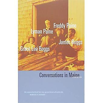 Gespräche in Maine: eine neue Ausgabe