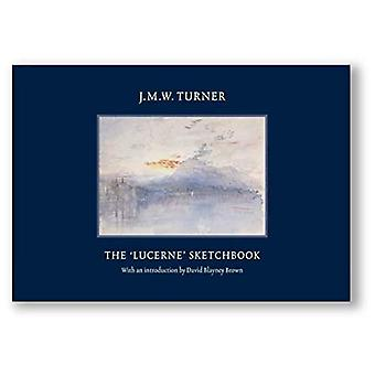 JMW Turner: Den Luzern skissbok