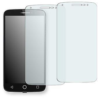 Alcatel OneTouch pop 2 5 inch screen protector - Golebo crystal clear protection film