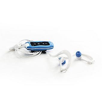 NGS Sea Weed blau 4 GB FM wasserdichte MP3-player