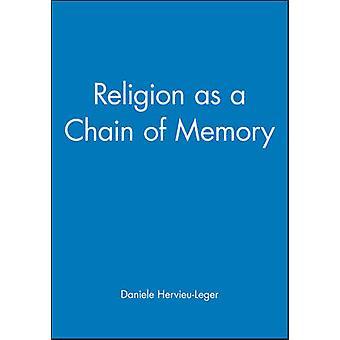 Religion som en kjede av minne ved HervieuLeger & Daniele