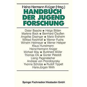 Handbuch der Jugendforschung par Krger & HeinzHermann