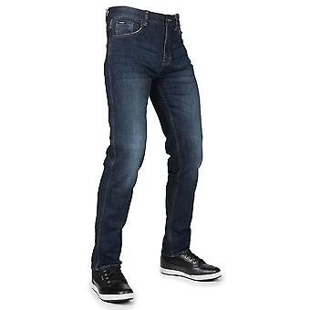Bull-It Blue Tactical SP75 Easy - Short Motorcycle Jeans