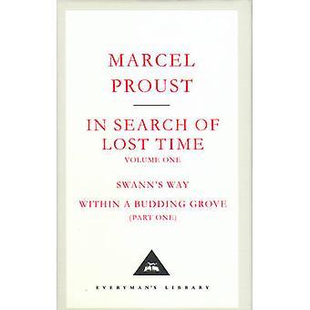 Op zoek naar verloren keren volume 1 door Marcel Proust & vertaald door Terence Kilmartin & vertaald door Scott Moncrieff & introductie door Prof Harold Bloom