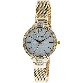 Lancaster watch watches jewel LPW00362 - watch jewel steel Dor Rose wife