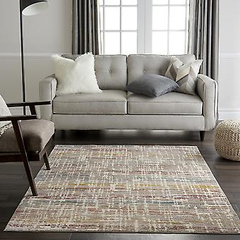 Radiant Rugs Rad08 In Ivory And Multi By Nourison